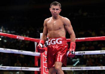 Sensational Golovkin Readies For Derevyanchenko IBF, WBO Titles Showdown