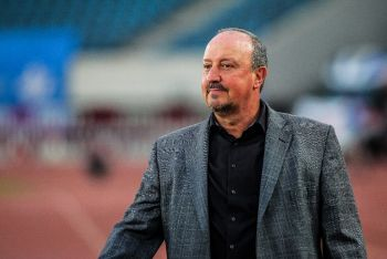 Rafael Benitez Rules Himself Out Of Everton, Arsenal Jobs