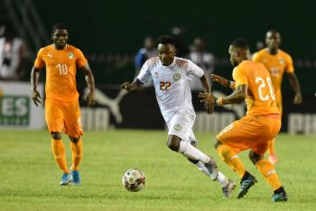 Unimpressive Ivory Coast Edge Niger In AFCON Qualifier