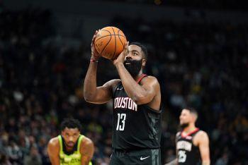 NBA: James Harden Afanya Balaa Lingine Rockets Wakishinda Mechi Ya Saba Mfululizo