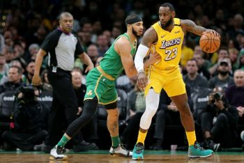 LeBron James Passes Kobe On All-Time Scoring List In Lakers Defeat