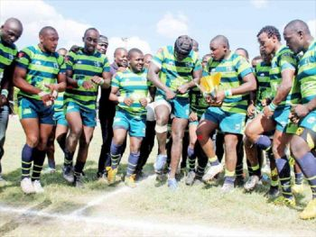 Mighty KCB Comeback Gifts Them 4th Consecutive Kenya Cup Title