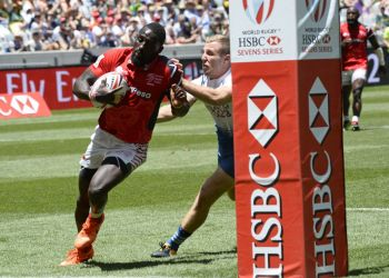 Oliech, Ouma Return To Boost Shujaa Ahead Of Los Angeles, Vancouver Sevens