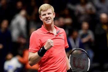 Britain's Kyle Edmund Powers To New York Open Victory