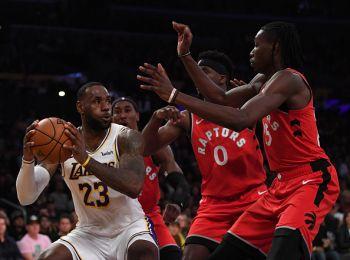 NBA: Kyle Kuzma Aing'arisha LA Lakers Dhidi Ya Suns Akitokea Benchi