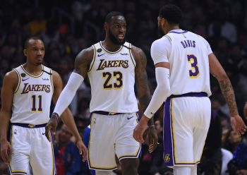 LeBron, Davis Power Lakers Past Clippers, Magic Curse Struggling Rockets