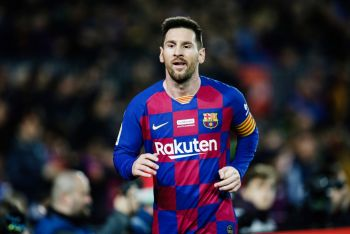 Messi Left Out Of Barcelona Champions League Trip To Inter Milan