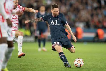 Lionel Messi Shows Up In PSG Comeback, Man City Thrash Club Brugge