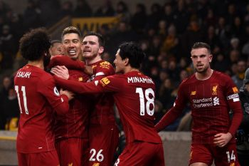 Late Firmino Goal Extends Liverpool Winning Streak With Victory At Wolves