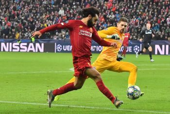Two Goals In Two Minutes At Salzburg Send Liverpool Into Last 16