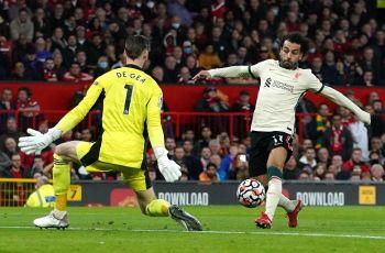 5-Star Liverpool Annihilate Man United At Old Trafford, West Ham Edge Spurs