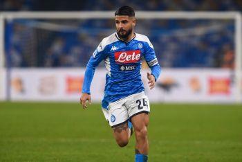 Insigne Fires Napoli Into Italian Cup Semis At Holders Lazio's Expense