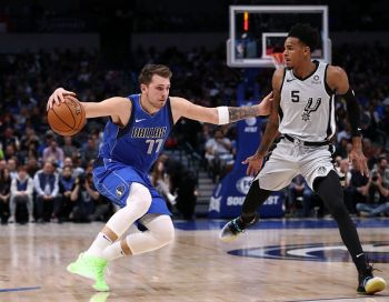 NBA: San Antonio Spurs Wakwaa Kisiki Mbele Ya Dallas Mavericks