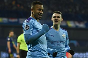 Jesus Hat-Trick Gives Manchester City Emphatic Win In Zagreb