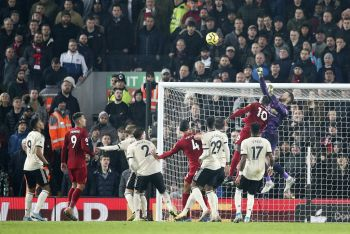 FA Charges Man United Over Player Misconduct In Liverpool Defeat