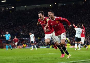 Ronaldo Rescues Man United Once Again As Barcelona Finally Get First Win