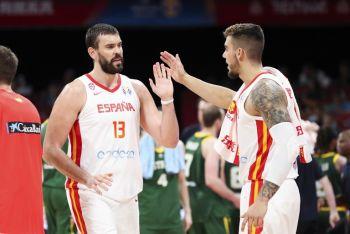 NBA Champ Gasol Powers Spain Into Basketball World Cup Final
