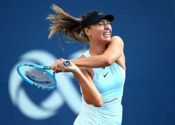 Anett Kontaveit Rallies To Beat Sharapova In WTA Toronto Open