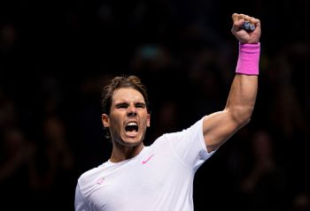 ATP: Rafael Nadal Afufua Matumaini Ya Kutinga Nusu Fainali, Bingwa Mtetezi Apigwa