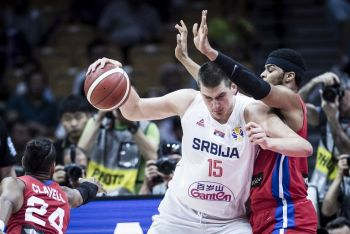 All-Star Nikola Jokic Ejected As Serbia Crash Out Of Basketball World Cup