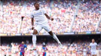 Real Madrid Win 4th Straight El Clasico, Sociedad Remain Top After Atletico Draw