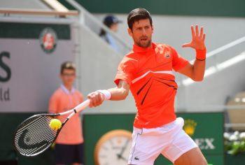 Tenesi: Novak Djokovic Ashinda Taji La Tano La Paris Masters