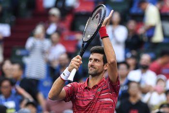 Shanghai Masters: Federer, Djokovic Wakumbana Na Vipigo Robo Fainali