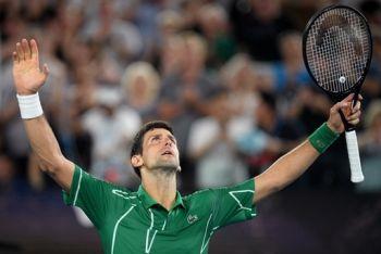 Magical Novak Djokovic Powers Past Federer Into Australian Open Final