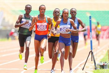 Chepngetich Advantaged As 1500m Record-Holder Dibaba Out Of Worlds With Injury