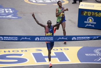 Rescheduled Boston Marathon Now Cancelled For First Time In 124 Years