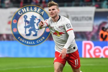 Lampard Encouraged By Timo Werner's Decision To Join Chelsea