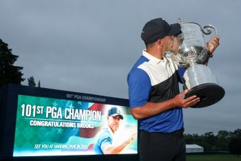 World Number One Brooks Koepka Leads PGA Tour Asian Swing