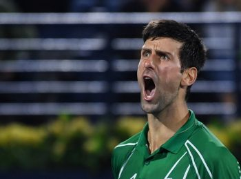 World Number One Djokovic Chasing Federer's Slam Record At US Open