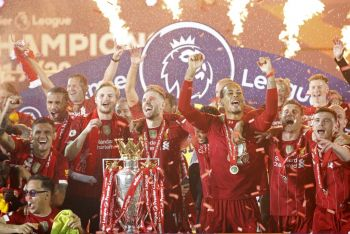 Liverpool Lift English Premier League Title For First Time After Chelsea Win