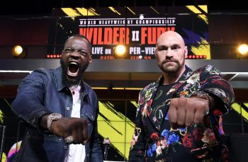Fury, Wilder Heavyweight Rematch Postponed Due To Virus Fears