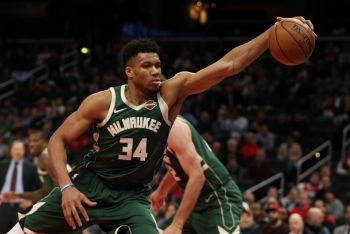 NBA MVP Antetokounmpo Donates Face Masks To Greek City