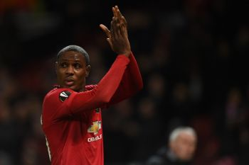 Manchester United Extend Odion Ighalo's Loan Contract Until January 2021