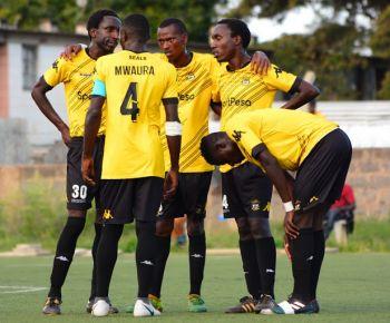 Murang'a Seal Beat Kenya Premier League's Wazito In Friendly Encounter