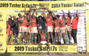 Kenya Rugby Union Announces Dates For 2020 Safari Sevens