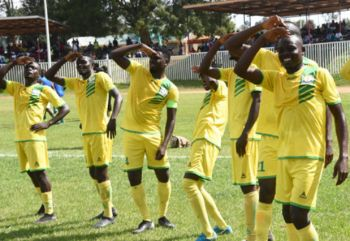Homeboyz Take Charge Of KPL Table, Champions Gor Humiliate Bandari