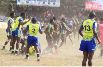 Kenya Cup: Leaders Kabras Demolish Kisumu, Nakuru Edge Oilers In Derby