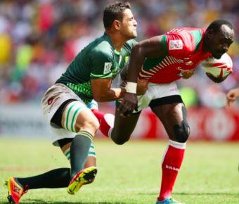Dan Sikuta Returns As Kenya Sevens Name Dubai, Cape Town Squad