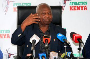 Atheltics Kenya Boss Warns Athletes There's Nowhere To Run Amid Doping War