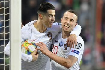 Ronaldo's 99th International Goal Secures Euro Place For Champs Portugal