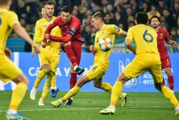 Ukraine Qualify For Euro 2020 Despite Cristiano Ronaldo's 700th Career Goal