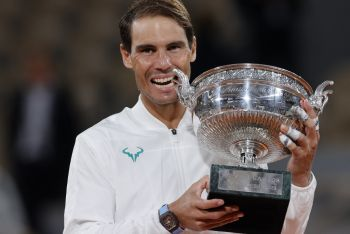 Brilliant Rafa Nadal Wins 13th Roland Garros Crown To Equal Federer Record