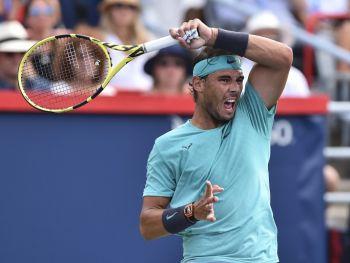 Record-Extending Rafael Nadal Demolishes Medvedev In Montreal Final
