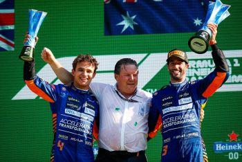 Daniel Ricciardo Wins Italian Grand Prix, Verstappen And Hamilton Crash