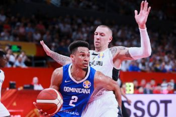 Short Dominicans Defy Size To Reach Basketball World Cup Second Round