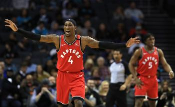 NBA Champions Raptors Tie Franchise Record In Wizards Demolition